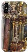 St Stanislaus - Posnan Poland IPhone Case