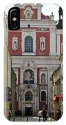 St Stanislaus Church Exterior IPhone Case