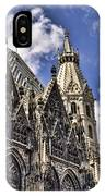 St Stephens Cathedral - Vienna IPhone Case