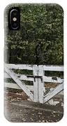 Stable Gate IPhone Case