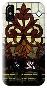 Stained Glass Lc 16 IPhone Case