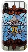 Stained Glass Lc 19 IPhone Case