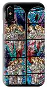 Stained Glass Pc 05 IPhone Case