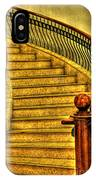 Stairs Hdr Processing IPhone Case