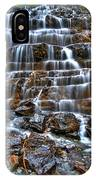 Stairs Of Water IPhone Case