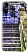 Stairway In Time IPhone Case