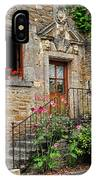 Stairway Provence France IPhone Case