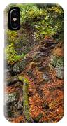 Stairway To The Sky IPhone Case