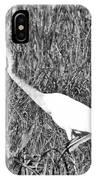 Stalking Egret IPhone Case