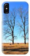 Standing Alone Together IPhone Case