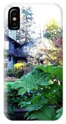 Stanley Park Pavilion IPhone Case