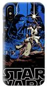 Star Wars Poster IPhone Case