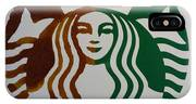 Starbuck The Mermaid IPhone Case