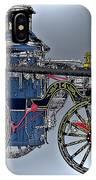Steamer No 14 IPhone Case