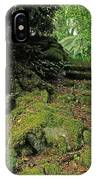 Steps In The Wild Garden, Galnleam IPhone Case