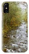 Still Creek IPhone Case