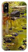 Still Golden Waters IPhone Case