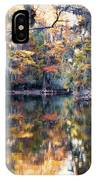 Still Waters - Autumn Reflections IPhone Case