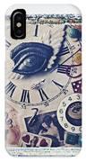 Stitch In Time IPhone Case
