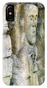 Stone Carving Figures IPhone Case