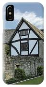 Stone Cottages In Broadway - Gloucestershire IPhone Case