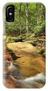 Stone Mountain Stream IPhone Case