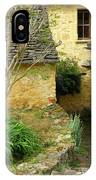 Stone Stairs To Hamlet IPhone Case