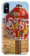 Stop Or What IPhone Case