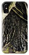 Stranocum, Co. Antrim, Ireland IPhone Case