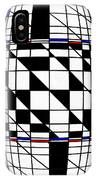 Strapped Abstract  IPhone Case