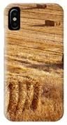 Straw Field IPhone Case