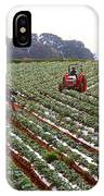 Strawberry Farm IPhone Case