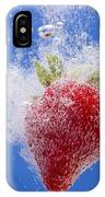 Strawberry Soda Dunk 1 IPhone Case