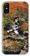 Stream Near Glengariff, Co Cork, Ireland IPhone Case