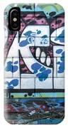 Street Graffiti - Tubs II IPhone Case