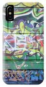 Street Graffiti - Tubs IIi IPhone Case