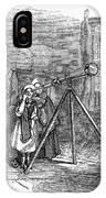 Street Telescope IPhone Case