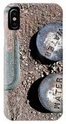 Streets Of Tombstone 9 IPhone Case