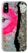 Streets Of Tucson 117 IPhone Case