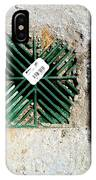 Streets Of Tucson 119 IPhone Case