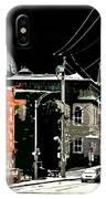 Streetside IPhone Case