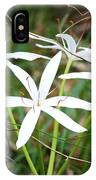 String Lily IPhone Case