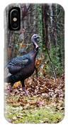 Strutting Turkey IPhone Case