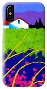 Study For Provence Painting IPhone Case