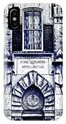 Study Of One Of The Oldest Catholic Churches In New Orleans IPhone Case
