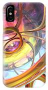 Subtlety Abstract IPhone Case
