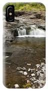 Sucker River Falls 2 E IPhone Case