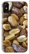 Sugar Coated Mixed Nuts IPhone Case