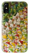 Sugar Figurines For Sale At The Day IPhone Case
