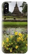 Sukhothai Historical Park IPhone Case